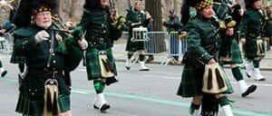 St. Patrick's Day i New York
