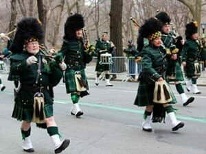 St. Patrick's Day i New York