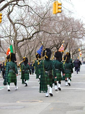 St. Patrick's Day i New York - Parade