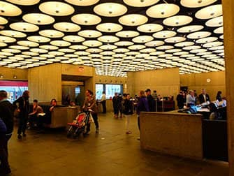 The Met Breuer i New York - Indgang