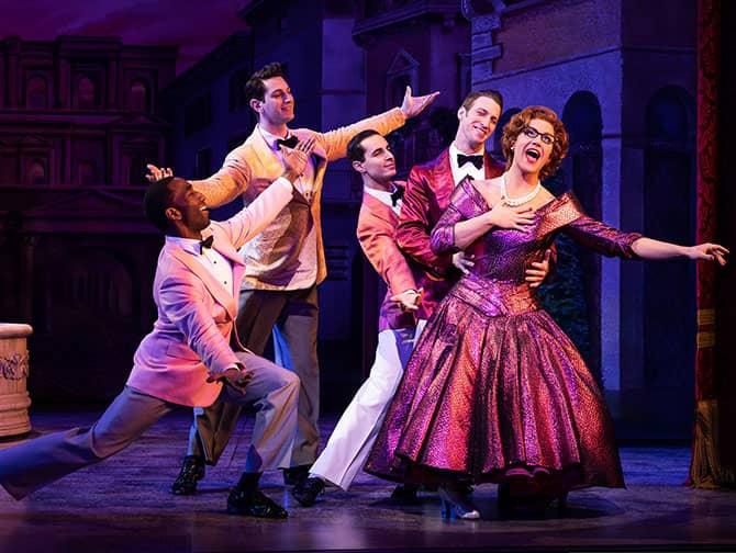 Tootsie Broadway billetter - Dorothy Michaels