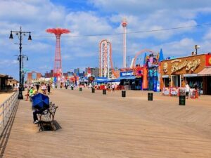 Coney Island i New York
