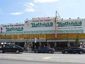 Coney Island i New York - Nathan's