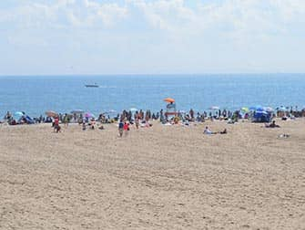 Coney Island i New York - Strand