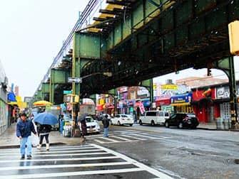 Guidet tur i Brooklyn, Queens og Bronx - Queens