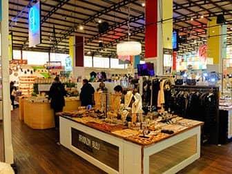 Shopping i SoHo - Artists & Fleas SoHo