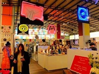 Shopping i SoHo - Artists & Fleas
