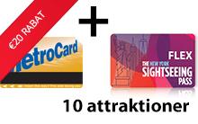 Unlimited + 10 attraktioner