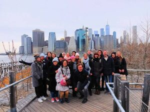 Grupperejse til New York