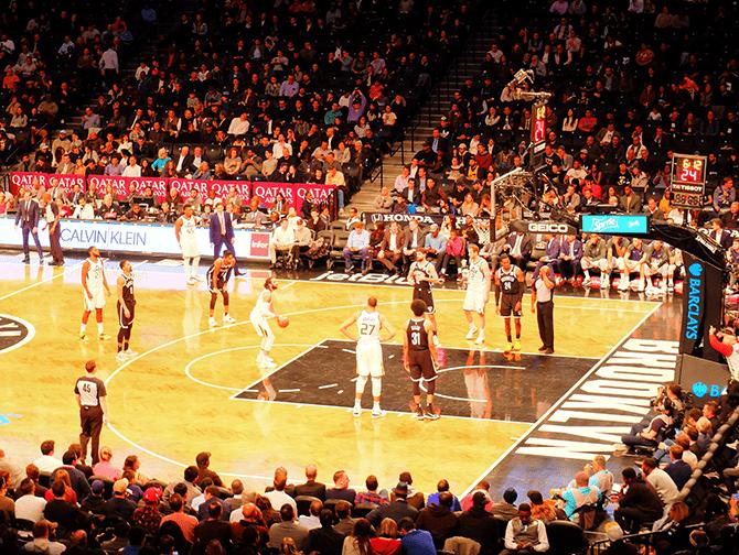 Sportskalender for New York - Brooklyn Nets