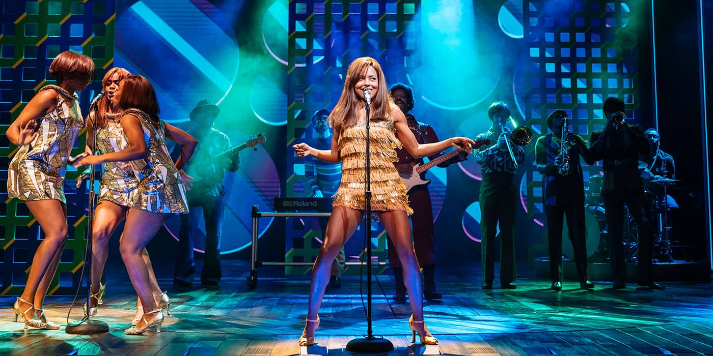 The Tina Turner Musical Broadway billetter - Sang