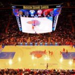 Top 10 seværdigheder i New York - New York Knicks