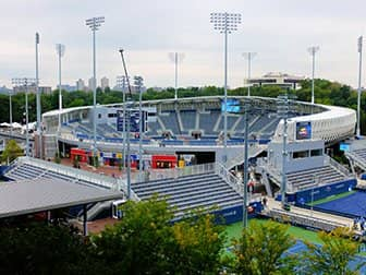US Open Tennis billetter - Grandstand Stadium