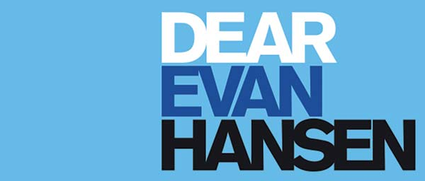 Dear Evan Hansen Broadway billetter