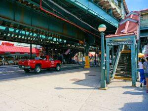 Guidet tur i Brooklyn, Queens og Bronx