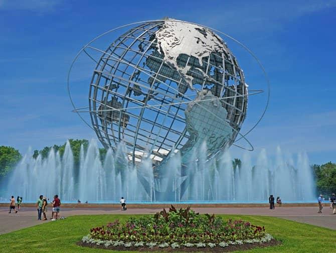 Guidet tur i Brooklyn, Queens og Bronx - Unisphere