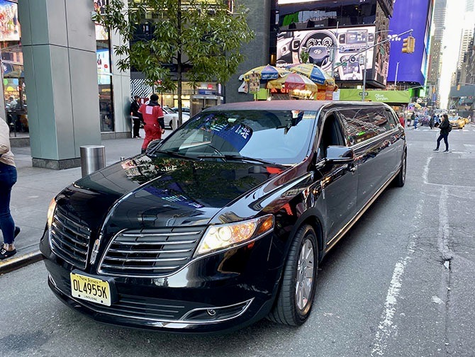 Limousine udlejning i New York - Limo