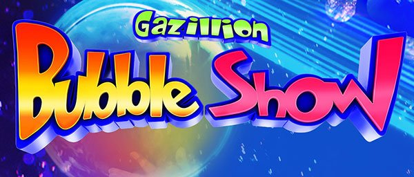 Gazillion Bubble Show Broadway billetter